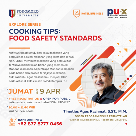 Cooking Tips: Food Safety Standards