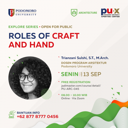 Roles of Craft and Hand
