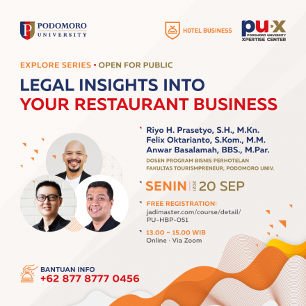 Legal Insights Into Your Restaurant Business
